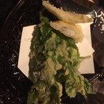 郷土料理おいどん - 天ぷら盛り