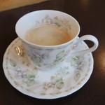 タウンホテルミナミ - 食後のコーヒー