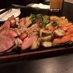 本格シュラスコ&炙り肉寿司 コンボハウス -