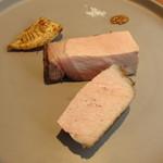 ラ・ターチ - 岩手の白金豚と京都・塚原のタケノコ