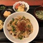 むちゃく - 豚焼肉丼=700円