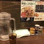 濃厚タンメン三男坊 - 水