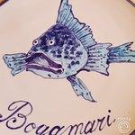 ボガマリ・クチーナ・マリナーラ - かわいいお皿