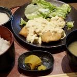 夢見鳥 - チキン南蛮  780円