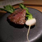 83326566 - 和牛フィレ肉のステーキ