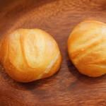 ドゥ プレジール - 自家製パン