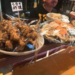 八百保 - 鰻の肝焼き