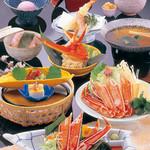 札幌かに家 - 4月季節のこしらえ「花衣」