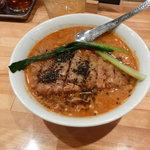 瀬佐味亭 - パーコー担担麺