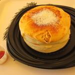 えぐぅ~カフェ - 料理写真:ブリュレパンケーキ