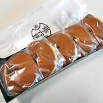 銀座 甘楽 - 銀六餅