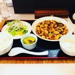 奥川 - 麻婆豆腐ランチ