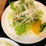 奥川 - サラダ