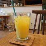 パニーノーニ - オレンジジュース