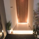 kozo's bar - 外観写真:入口