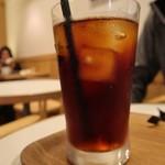 マーメイド カフェ - アイスコーヒー