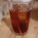 カタネカフェ - アイスコーヒー