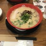 豚骨拉麺酒場 福の軒 - 豚骨ラーメン