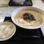 厨房朱雀 - 料理写真:担々麺(普通)