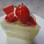 83335590 - いちごのケーキ?