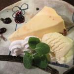 83335817 - 自家製チーズケーキ