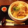 江戸蕎麦香名屋総本家 - 料理写真:黒豚らーめん