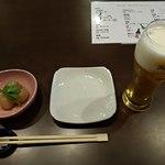 日本酒DiningKURO - お通し