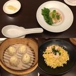 83339587 - 海老炒飯のランチセット