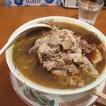 末廣ラーメン本舗 - チャーシュー麺