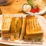 コメダ珈琲店 - ☆ミックスサンド☆