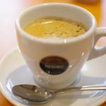 イル ベッキオ プラタノ - コーヒー