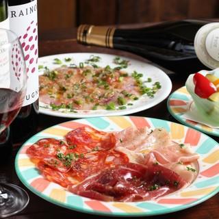 本格ピッツァはもちろん幅広いイタリア料理を!