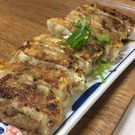 八十吉ラーメン - 焼き餃子