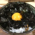 八十吉ラーメン - 鶏丼
