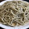 久保田 - 料理写真:もり蕎麦(大盛り)