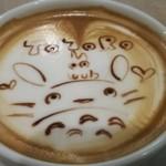 ばたーしゅがー - カフェラテ