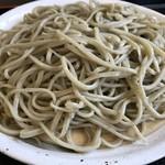 久保田 - もり蕎麦(大盛り)