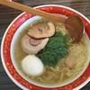 厚木本丸亭 - 料理写真:本丸塩らー麺+味玉
