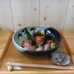旬菜旬魚 さくら - 料理写真:刺身盛合せ