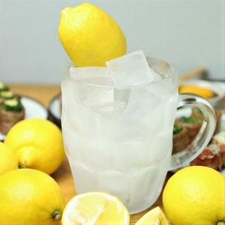 強炭酸はじける超爽快な旨さ「レモンフィズ」