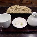 十割蕎麦みかあさ - 料理写真: