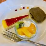 カレーの木 - デザート