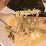 Hakataippuudou - 細麺(2018/03sat)