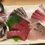 魚屋の居酒屋 魚錠 -