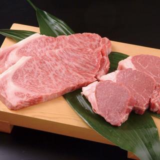 今や世界に名を馳せるブランド牛「神戸ビーフ」取り扱い店。