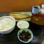 Hanamizuki - ほっけの定食