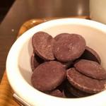 クイーンズコレクション チョコレートカフェ ダイカンヤマ -
