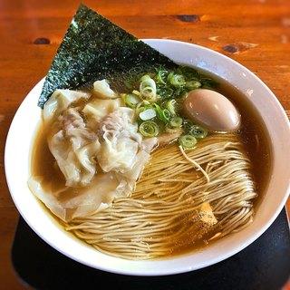 中華そば 麺や食堂 - 料理写真: