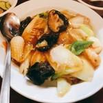 中華大新 - 五目中華丼