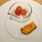 アベー - チェリートマトとケーク・サレ